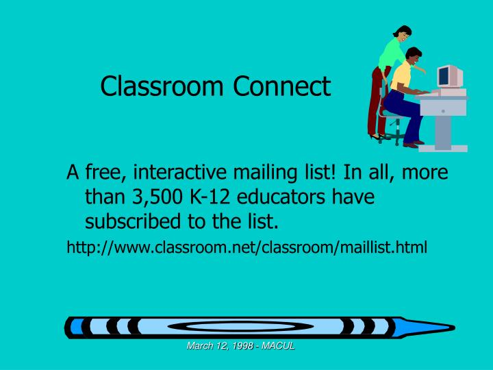 Classroom Connect