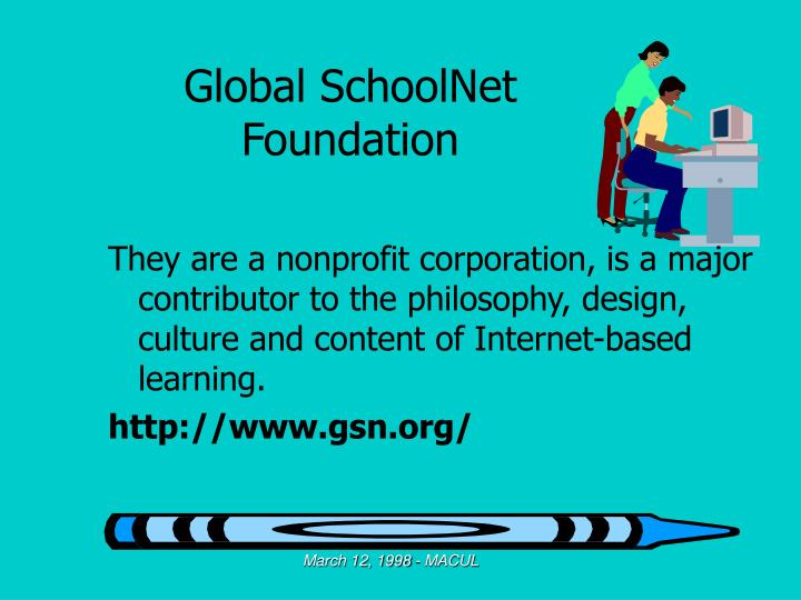 Global SchoolNet Foundation
