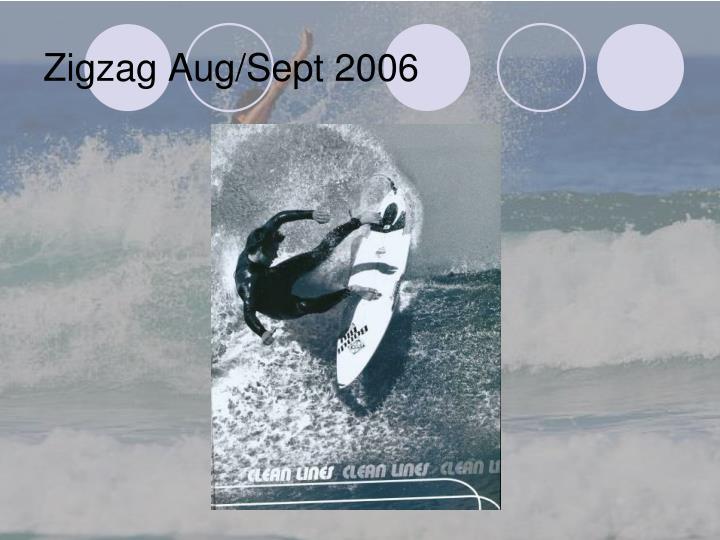 Zigzag Aug/Sept 2006