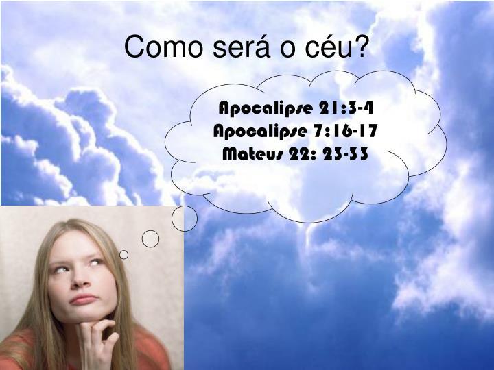 Apocalipse 21:3-4