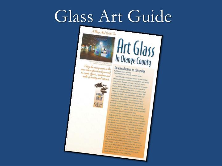 Glass Art Guide