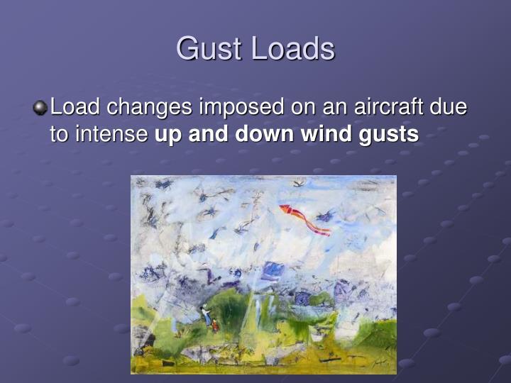 Gust Loads
