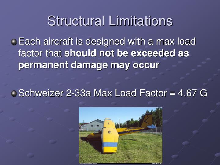 Structural Limitations