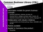 common business library cbl www marketsite net xml1