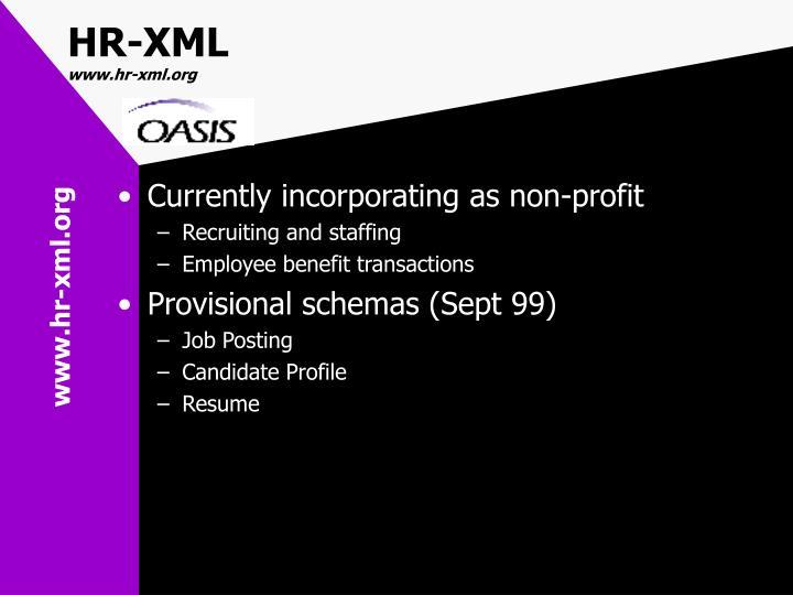 HR-XML