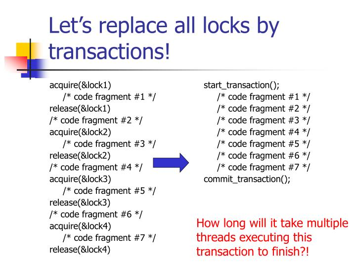 acquire(&lock1)