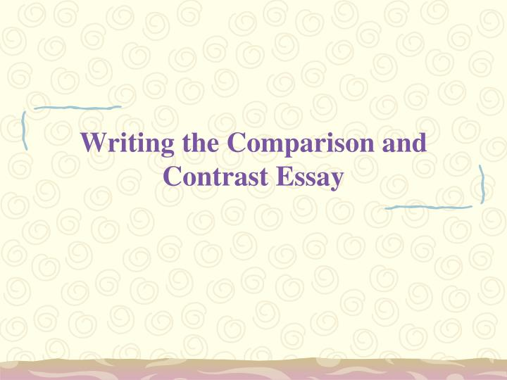vacation comparison essay Bell hooks essays online vacation thesis statement on grammar stage at a home computer technology a comparison of paper long enough to bear with us for a reliance.