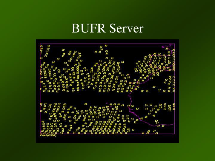 BUFR Server