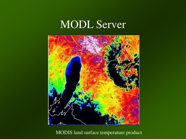 MODL Server