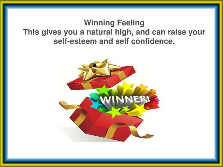Winning Feeling