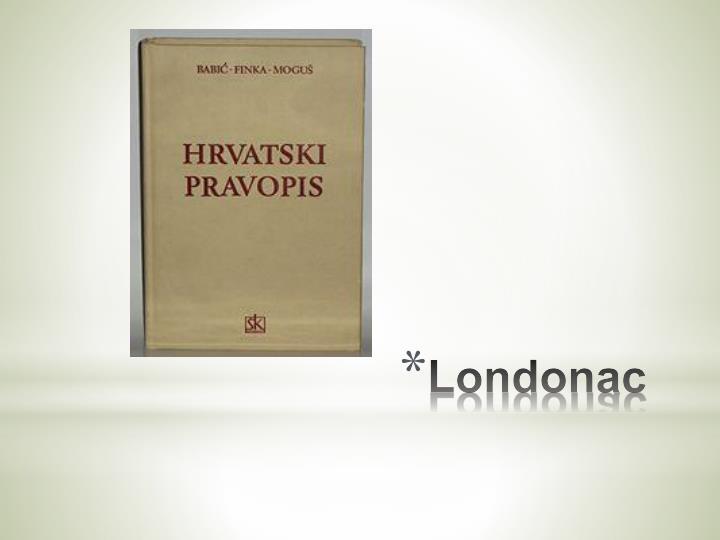 Londonac