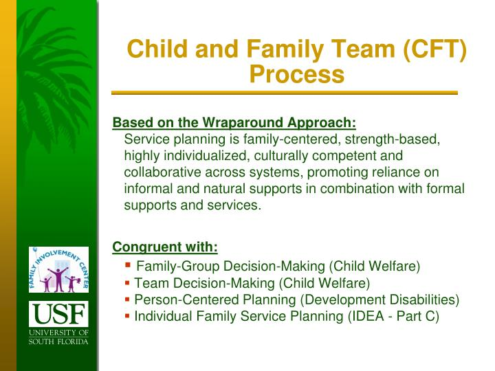 Child and Family Team (CFT) Process