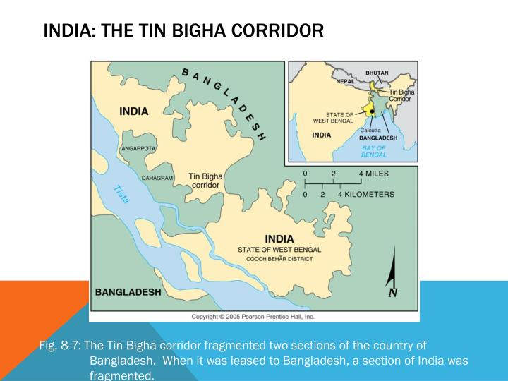 India: The Tin Bigha Corridor