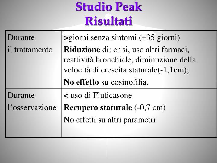 Studio Peak