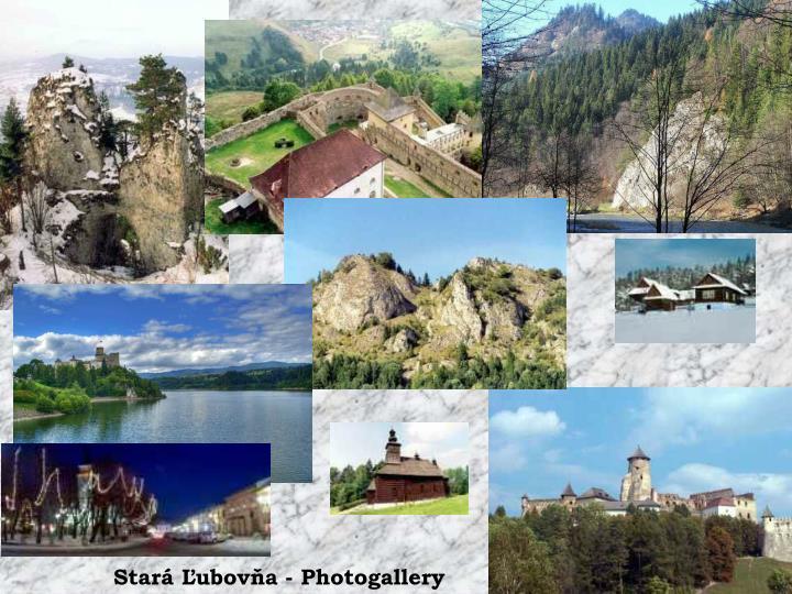 Stará Ľubovňa - Photogallery