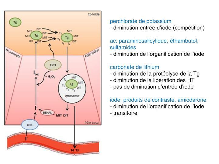 perchlorate de potassium