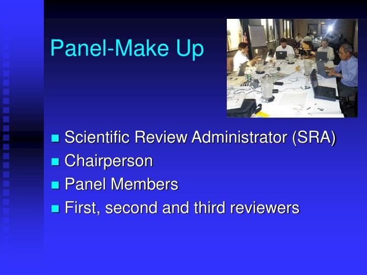 Panel-Make Up