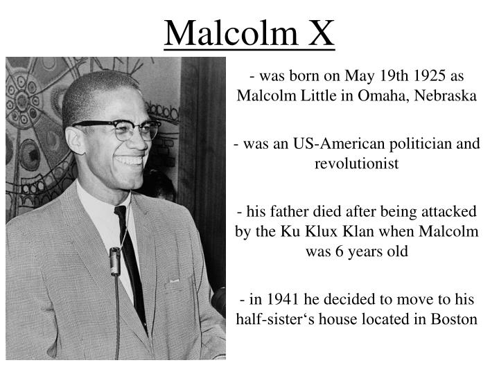 essay on malcolm x ballot or the bullet Download thesis statement on malcolm x: the ballot or the bullet in our database or order an original thesis paper that will be written by one of our staff writers and delivered according to the deadline.