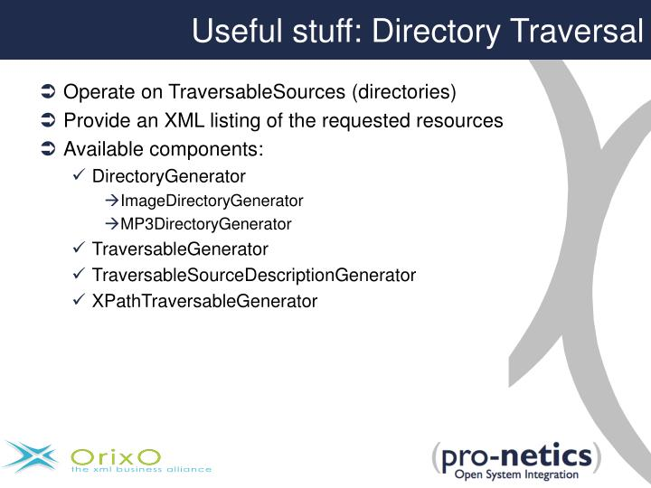 Useful stuff: Directory Traversal