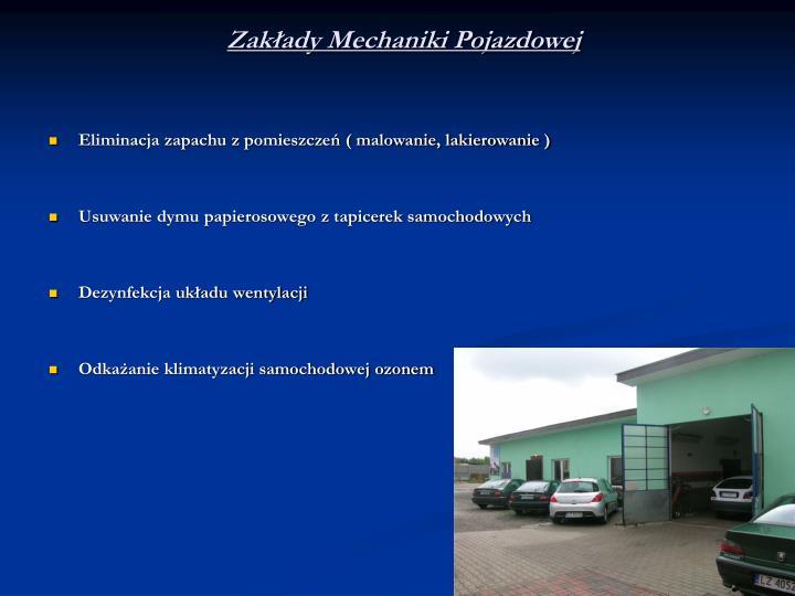 Zakłady Mechaniki Pojazdowej