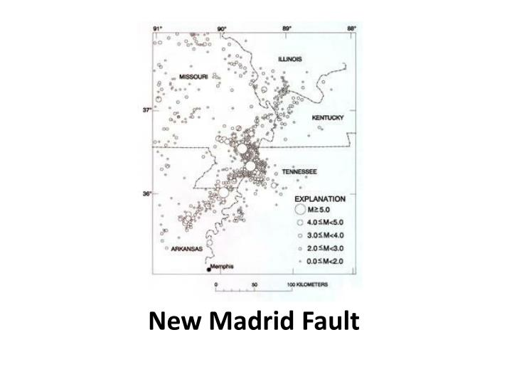 New Madrid Fault