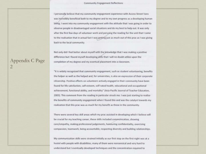 Appendix C Page 2