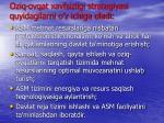 oziq ovqat xavfsizligi strat giyasi quyidagilarni o z ichiga oladi
