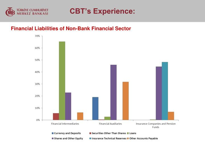 Financial Liabilities of Non-Bank Financial Sector