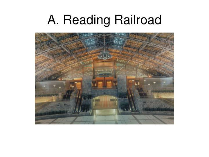A. Reading Railroad