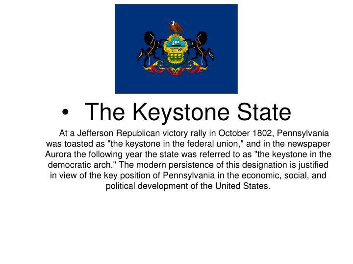 The Keystone State