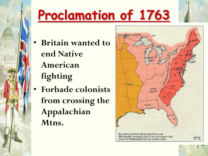 PPT - Road to Revolution 1754 to 1776 PowerPoint ...