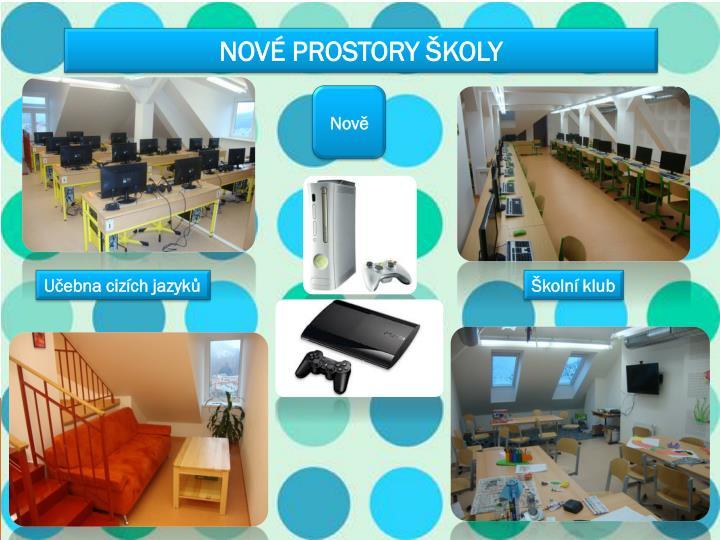 Nové Prostory školy