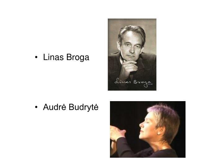 Linas Broga