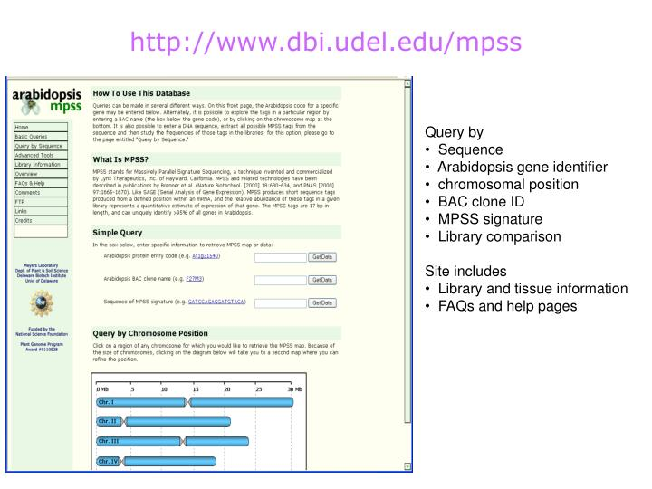 http://www.dbi.udel.edu/mpss