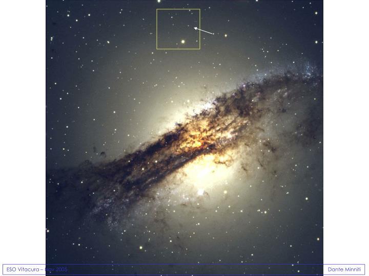 ESO Vitacura – Nov 2005                                                                                                                                                                                         Dante Minniti