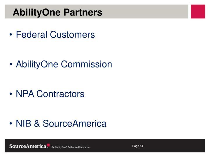 AbilityOne Partners