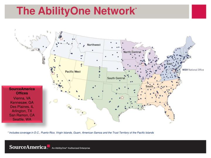 The AbilityOne Network