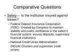 comparative questions1