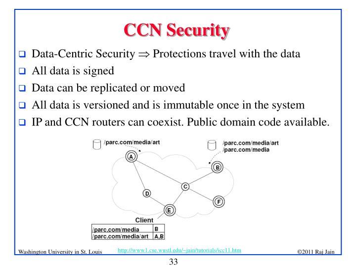 CCN Security