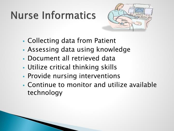Telenursing Nursing Informatics