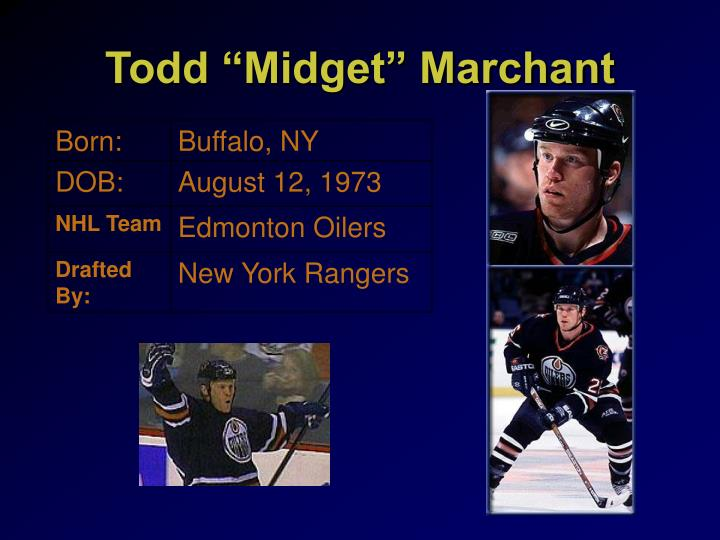 "Todd ""Midget"" Marchant"