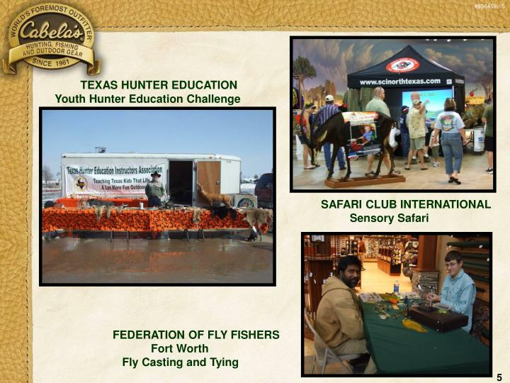 TEXAS HUNTER EDUCATION
