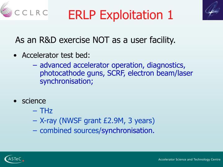 ERLP Exploitation 1
