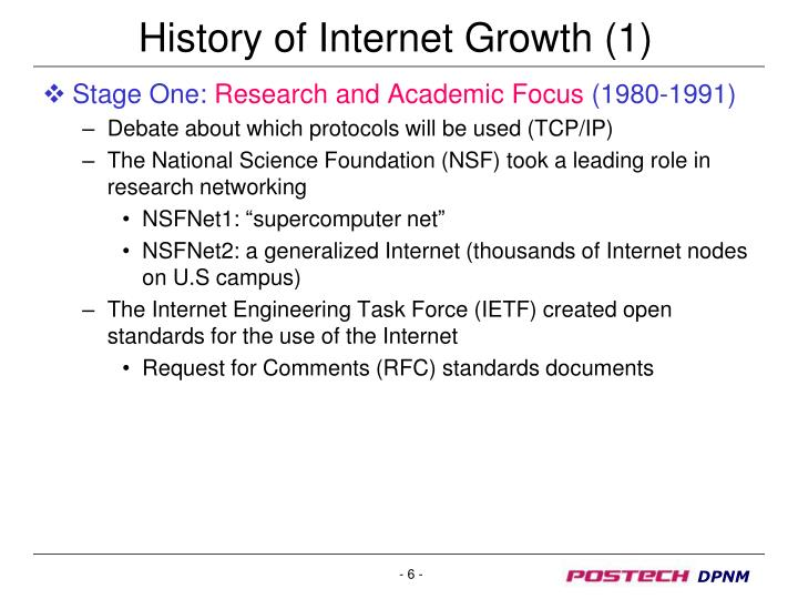 History of Internet Growth (1)