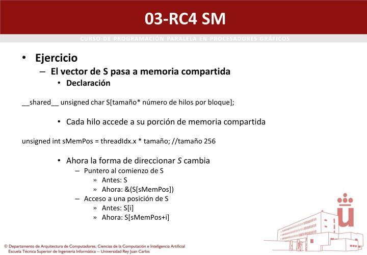 03-RC4 SM