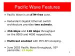pacific wave features