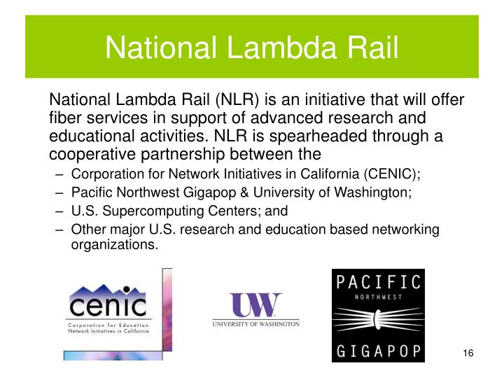 National Lambda Rail