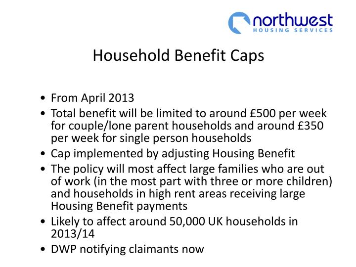 Household Benefit Caps