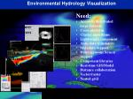 environmental hydrology visualization