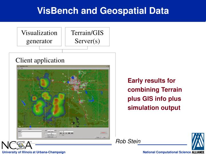 VisBench and Geospatial Data